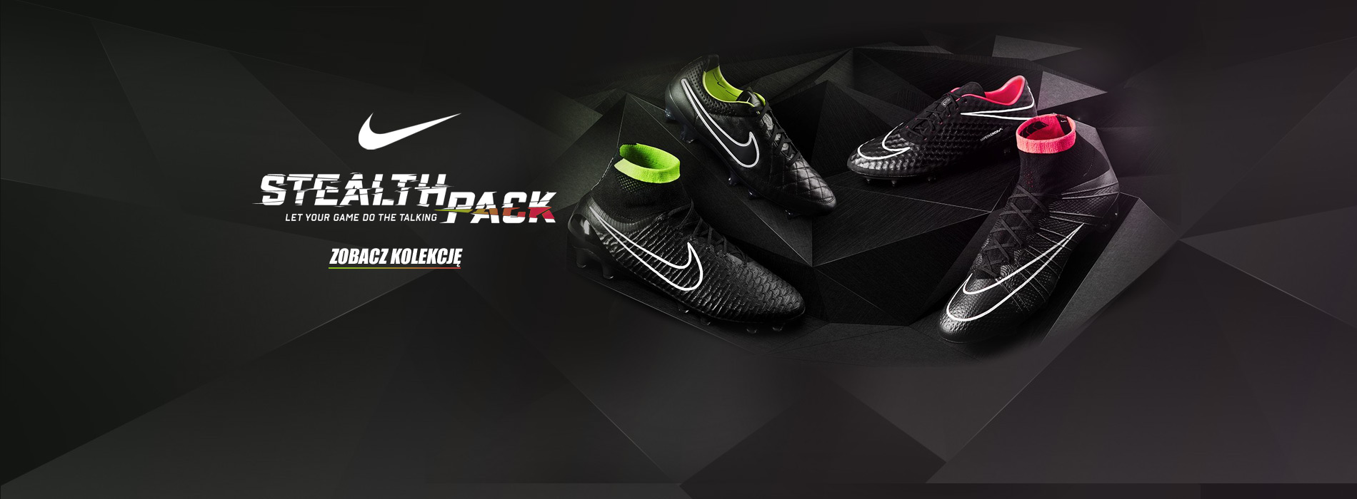 Nike Stealth Pack
