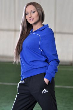 Bluza adidas Sereno11 Sweat Suit Youth