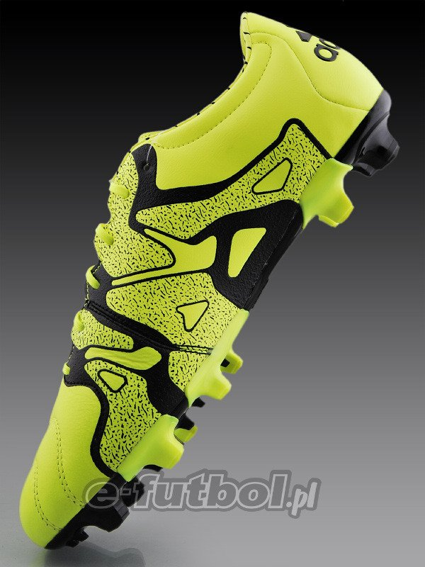 Buty adidas X 15.2 FG/AG Leather B26960