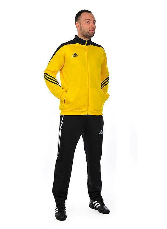 nowy autentyczny jakość urok kosztów Dres Sereno 14 Sere PES SU Y adidas ( żółty- polyester ) F49715