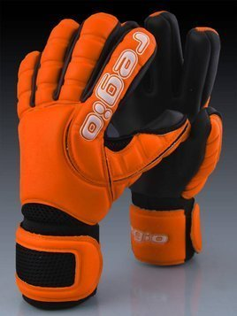 Rękawice Regio GIGA GRIP NEGATIVE orange black