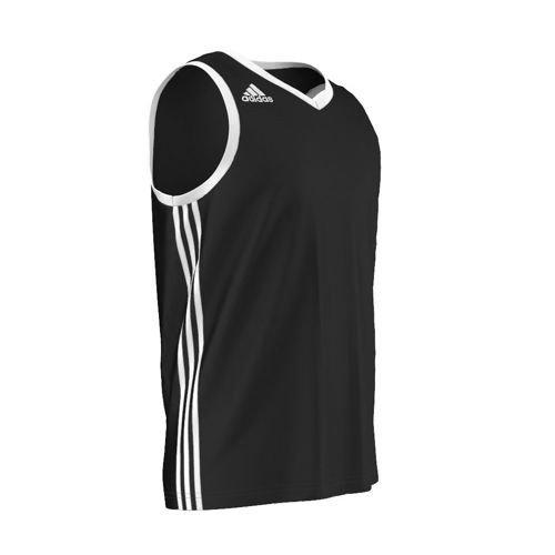 49246aad2 Kliknij na zdjęcie, aby je powiększyć. Koszulka adidas Koszykarska COMMANDER  ...