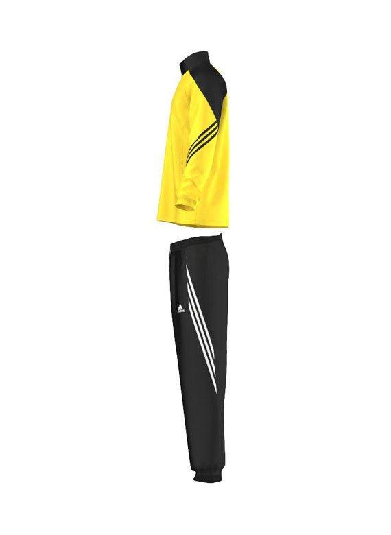kupuj bestsellery niepokonany x ekskluzywny asortyment Dres reprezentacyjny adidas Sereno 14 Sere F49678 (żółty)