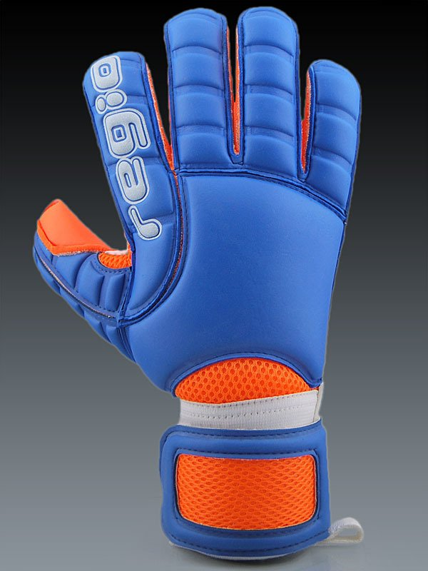 Rękawice Regio GIGA GRIP ROLL BLUE/ORANGE